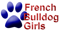 French Bulldogs Girls